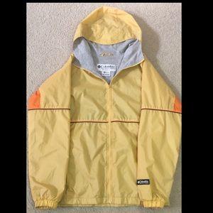 Vintage Columbia windbreaker jacket